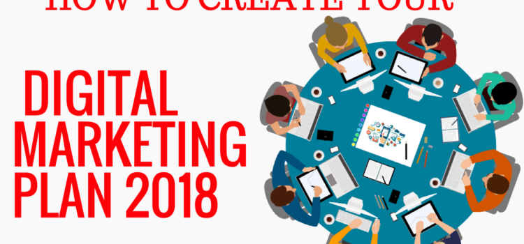 Digital Marketing Plan For 2018