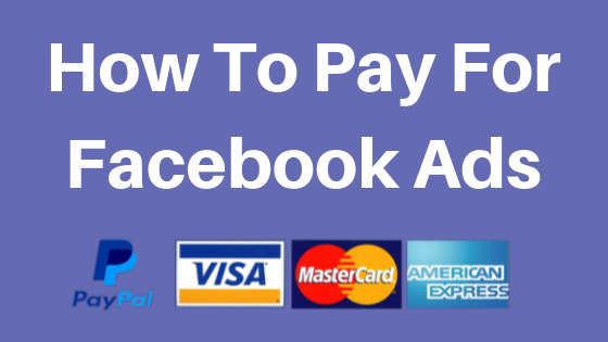 How to pay for Facebook Ads in Kenya