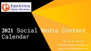 A must have social media content calender for your business (Free Template)