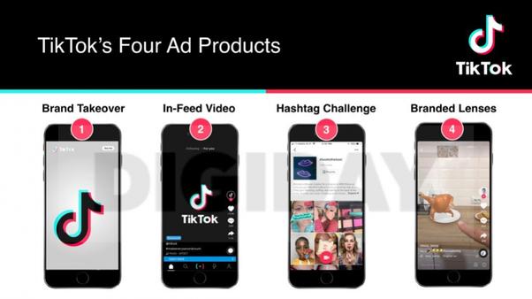 Advertising on Tik Tok