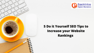5 Do it Yourself SEO Tips to Increase your Website Rankings